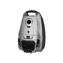 Midea Canister Vacuum Cleaner 6 Liters, Silver