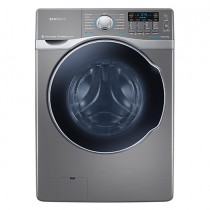 Samsung Washer Dryer 18 KG,  Eco Bubble, 1200 RPM, Inox - WD18H7300KP/AS
