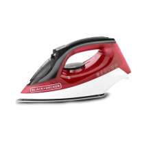 Black & Decker, Steam Iron, 1600 W  - X1550-B5