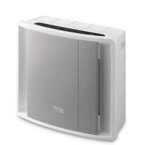 DeLonghi Compact Air Purifier 3 Level Filtration and Ionizer - AC100