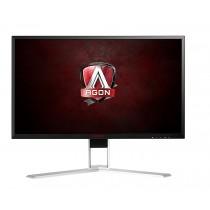 "AOC Agon, Gaming Monitor, FreeSync, QHD (2560x1440), TN Panel, 144Hz, 1ms, Height Adjustable, DisplayPort, HDMI, USB - AG241QX 23.8"""