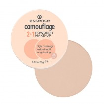 Essence Camouflage 2 In 1 Powder & Makeup