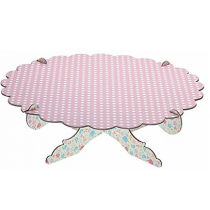 Kitchen Craft,Sweetly Does It Fold Up Card Cake Stand