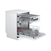 Samsung, DW9000M Dish washer,  with WaterWall, White - DW60M9530FW/FH