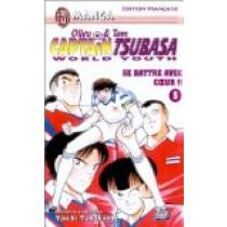 Captain Tsubasa World Youth, tome 5 : Se battre avec coeur