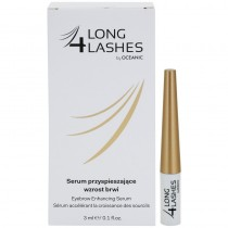 Long 4 Lashes, Eyebrows Serum, 3ml