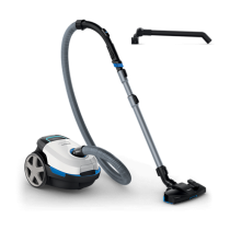 Philips Performer Compact Vacuum cleaner with bag 2000W - FC8385