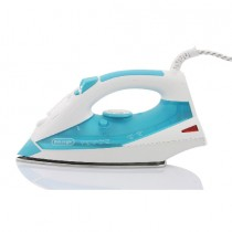 Delonghi EasyCompact Steam Iron, 1800 Watts, Blue - FXK18
