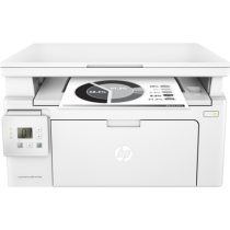 Hp Lj Pro Mfp M130A 3In1 Print Scan Copy Speed 22Ppm Res 1200X1200Dpi 128Mb Memory Flatbed U