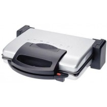 Campomatic contact grill  pro  1700w  large detachable  non stick plates stainless steel.