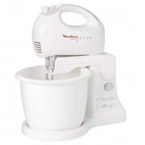 Moulinex Hand Mixer Prepline 450W with Bowl - HM412131