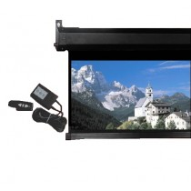 "Conqueror Motorized Projection Screen 170""  -  HPSC24"