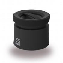 Ifrogz Ifopbs-Bk0, Audio Coda Wireless Speaker, With Mic Black In