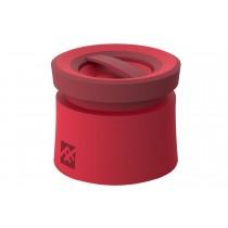 Ifrogz Ifopbs-Bk0, Audio Coda Wireless Speaker, With Mic In Red