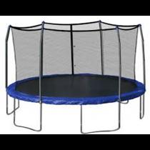 Topten Round Trampoline With Safety Net