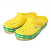 Crocs, Crocband, Lemon Green