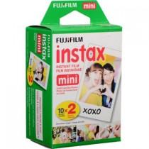 Fujifilm Instax Mini Twin Film,  Pack of 20 - INSTAX-MINI-FILM-20