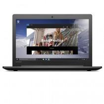Lenovo Ideapad IP 310 Laptop, Intel Core I7 7500U 4G , 4G DDR4 2133 ONBOARD 1TB Memory, 15.6 Inch LED HD Display - 80TV01MDED