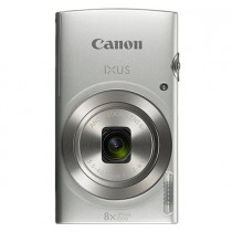 Canon IXUS 185 Ultra Slim Digital Camera 28 mm Wide, 8X Zoom Lens, Silver