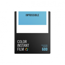 Polaroid Impossible Project 600 & Instant Lab Film