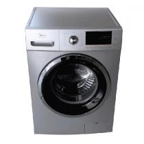 Midea Heat Pump Dryer 8 KG, Silver - MDC80-CH01-B0532ES