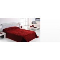 Mora, Serena 984 Red BlanketBlanket, 180 x 240 cm