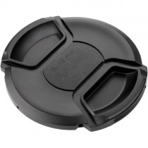 Top 52mm Snap on Front Lens Cap - P641