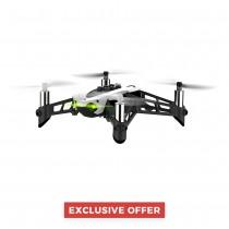 Parrot Mambo Fly Quadcopter, White/Black