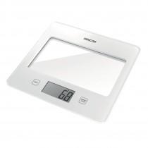 Sencor, Kitchen Scale, White