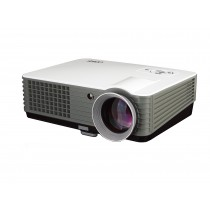 "Coby LCD Projector with Image size 50""-140"" & Projection distance 1.5m - 3.7m - CPT801"
