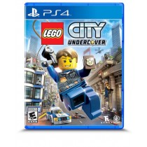 LEGO City Undercover with Exclusive GWP for Sony PS4