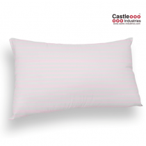 Home Design, Pillow, Satin Striped, 50x75 cm