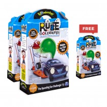 Buy 2 Rube Goldberg Speeding Car Get 1 FREE