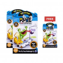 Buy 2 Rube Goldberg Speeding FlyTrap Challenge Get 1 FREE
