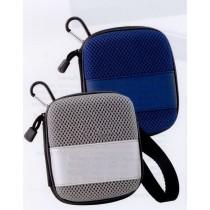 Prosound Speakers Case Mp3/Mp4, Pink/Blue - B-200