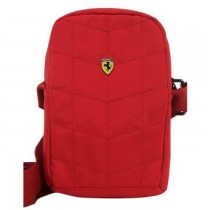 Ferrari Shoulder Bag Official Licensed Bag, Red