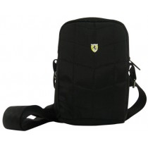 Ferrari Shoulder Bag Official Licensed Products Universal Bag, Black