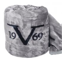 V1969, Velluto Grigio, 220x240 cm, Blanket