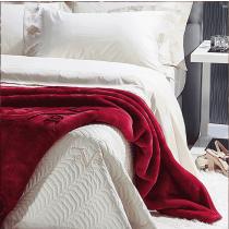 V1969, Velluto Rosso, 220x240 cm, Blanket