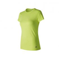 New Balance, M4M Seamless Short Sleeve, green