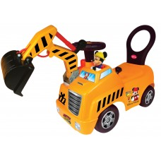 Kiddieland, Mickeys Activity Crane Vehicle