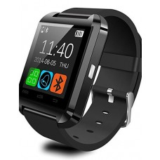 U8 Smartwatch Watch Bluetooth Answer and Dial the Phone Passometer Burglar Alarm Funcitons, 06035728u8