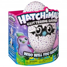 Hatchimals, Glittering Garden Egg penguala, Pink