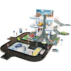 Team City, 3 Level Garage