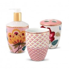 Pip Studio, Floral Fantasy Bloomingtales PinkSet