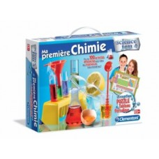 Clementoni, My First Chemistry, French