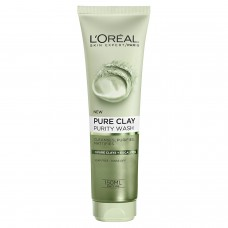 L'Oreal Pure Clay Foam Wash Green 150ml