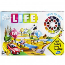 Family Game Of Life Board Game, English