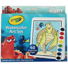 Crayola,  Finding Dory, Watercolor Art Set