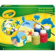 Crayola, Sponge Painting Kit